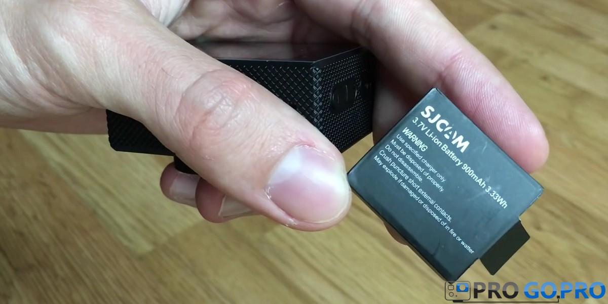 Батарея камеры SJCAM SJ5000X