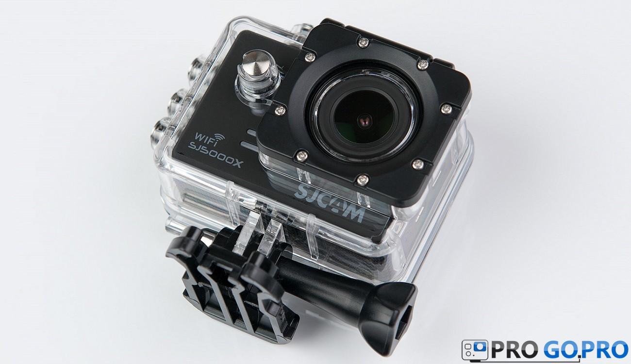 Водонепроницаемый бокс камеры SJCAM SJ5000X