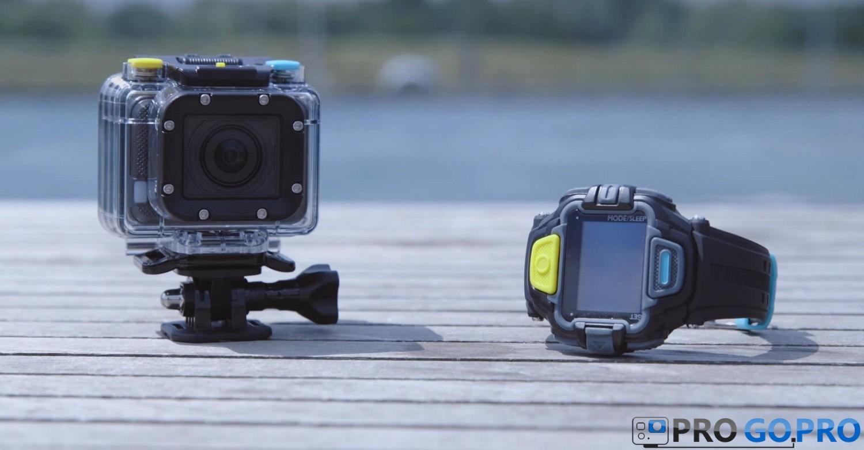 Обзор экшн-камеры 4GEE