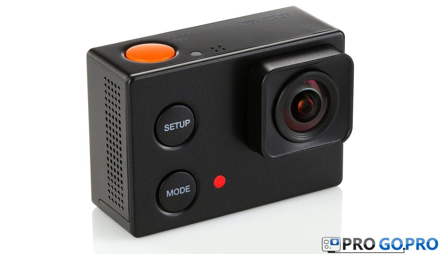 Обзор экшн-камеры ISAW Edge
