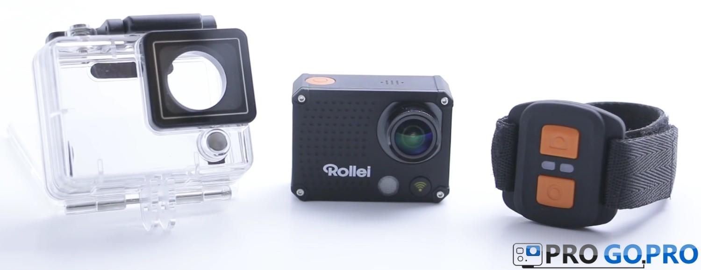 Обзор экшн-камеры Rollei Actioncam 420