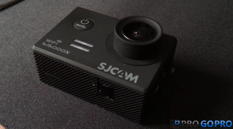 Обзор экшн камеры SJCAM SJ5000X