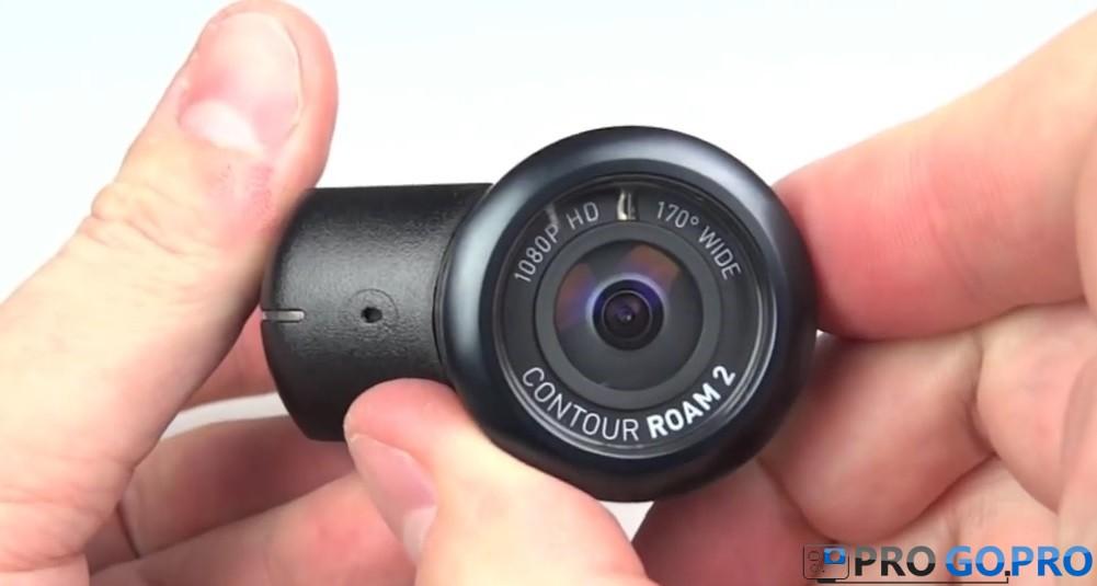 Объектив камеры Contour Roam 2