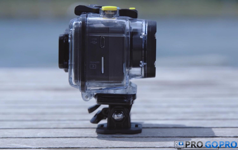 Разъемы камеры 4GEE