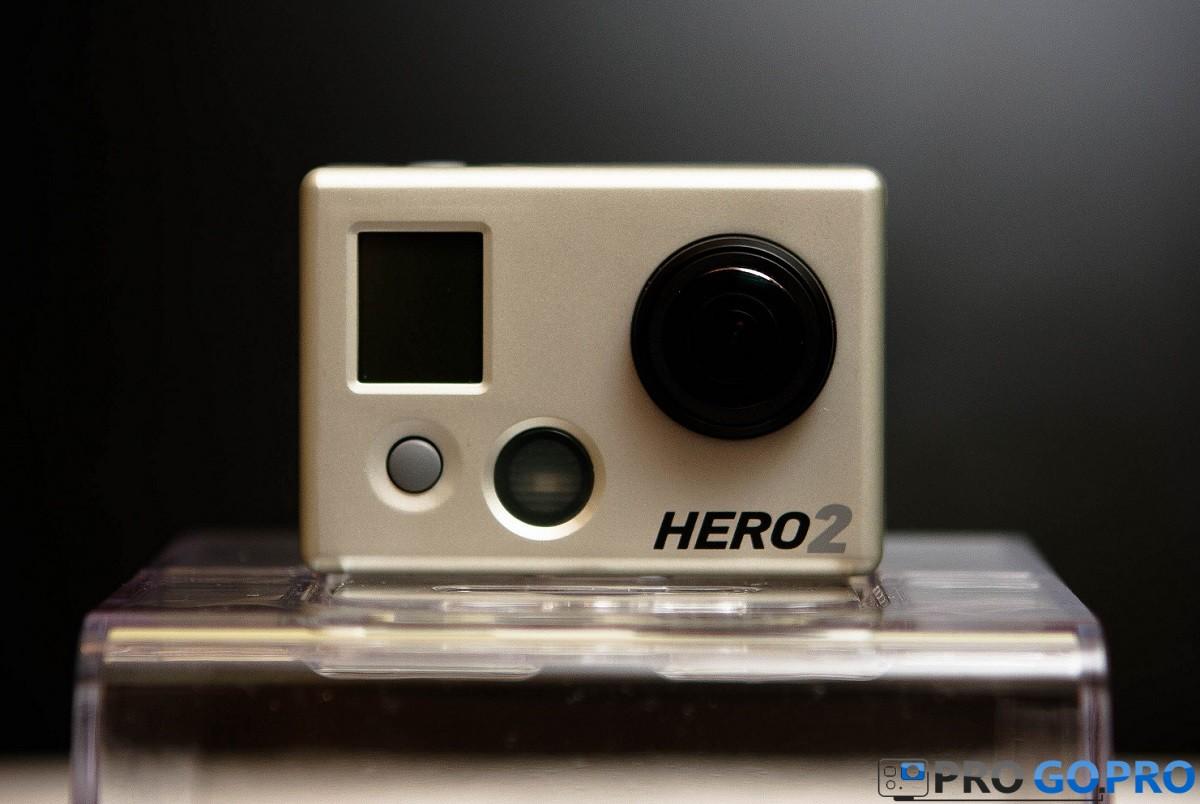 Обзор камеры GoPro HD Hero2