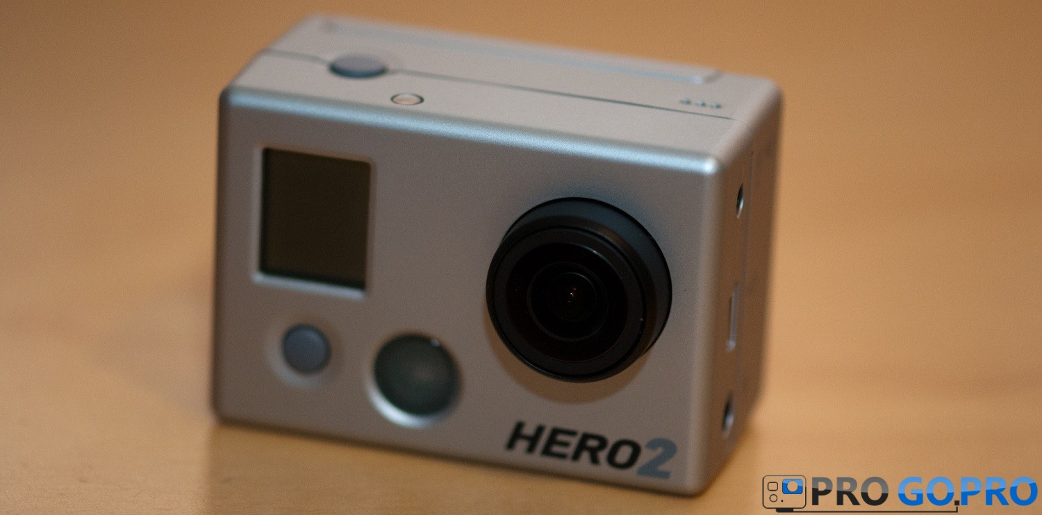 экшн-камера GoPro HD Hero 2