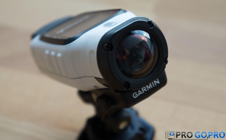 Дизайн камеры Garmin VIRB Elite