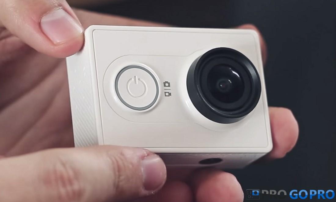 Отзыв об экшн камере Xiaomi Yi Sport от NEGRANT