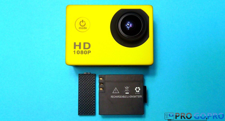Отзыв о экшн-камере SJCAM SJ4000
