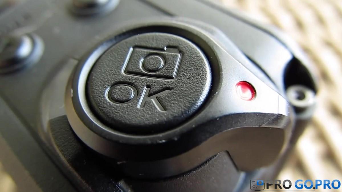 рычаг переключения камеры Garmin Virb XE