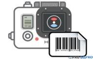 Где найти серийный номер на камере и аксессуарах GoPro