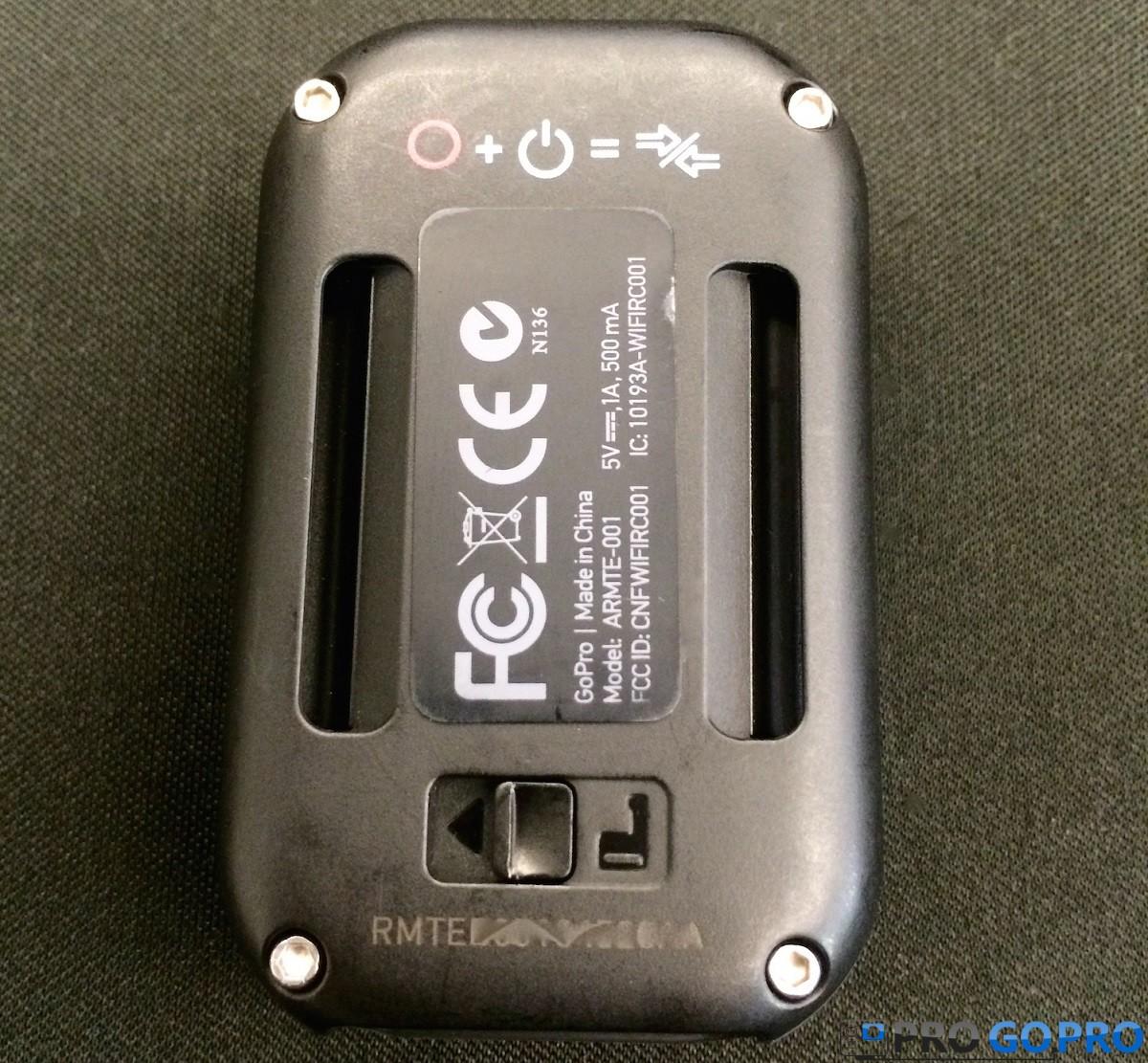 Серийный номер на Wi-Fi Remote