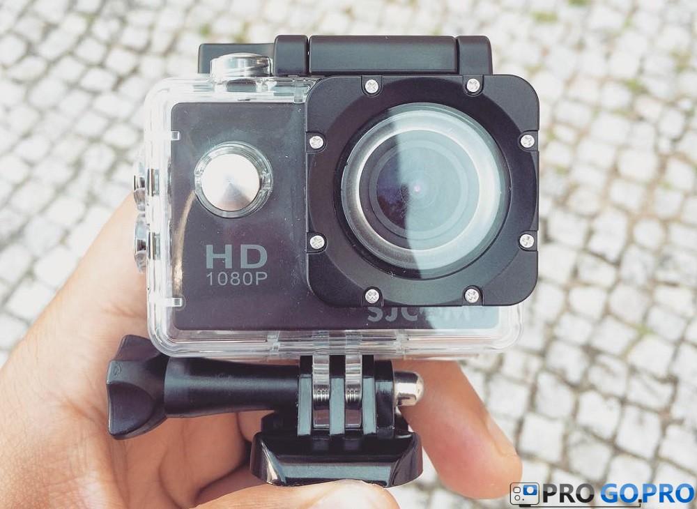 Обзор экшн камеры SJCAM SJ4000