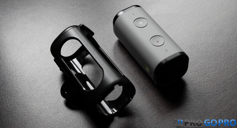 экшн камера LG LTE и чехол для крепления
