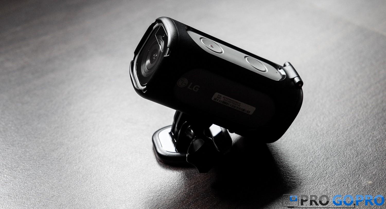 экшн камера LG LTE