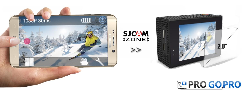 мобильное приложение sjcam для Android или IOS