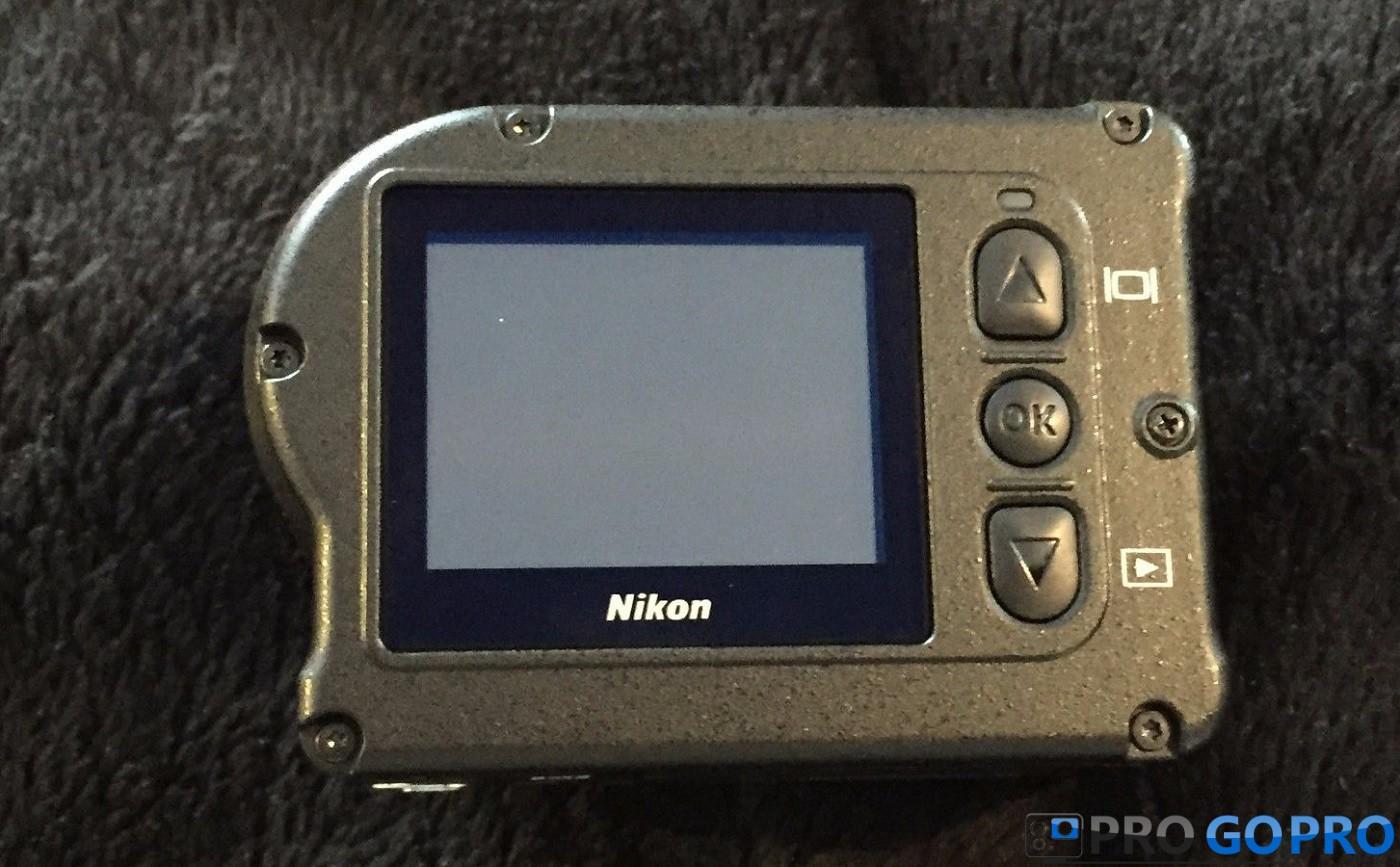 Экран камеры Nikon KeyMission 170