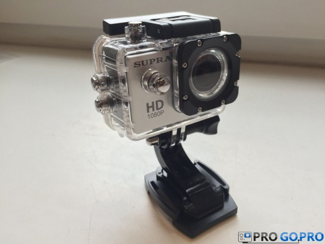 Отзыв об экшн-камере Supra ACS-10