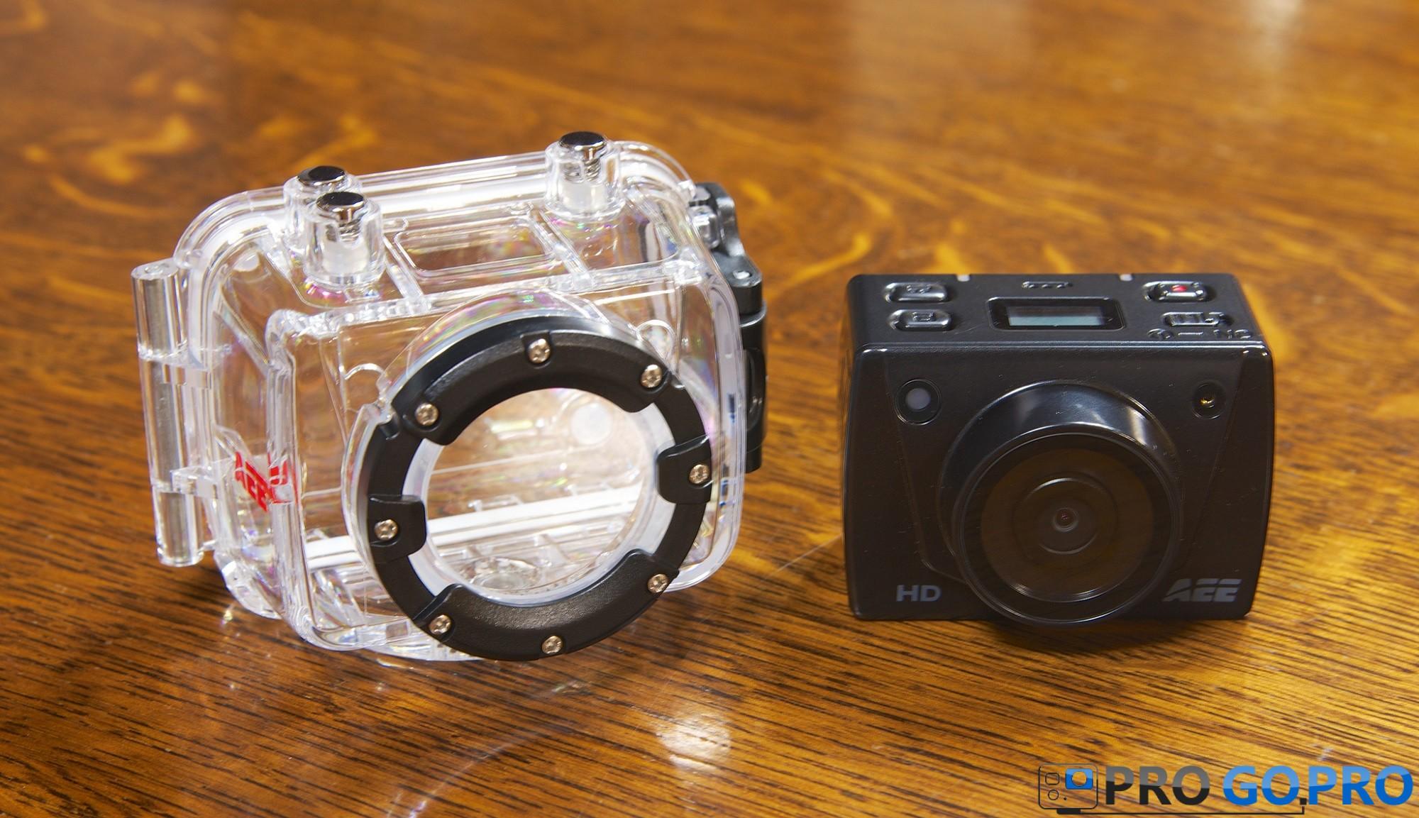 Отзыв о экшн камере AEE Magicam SD21
