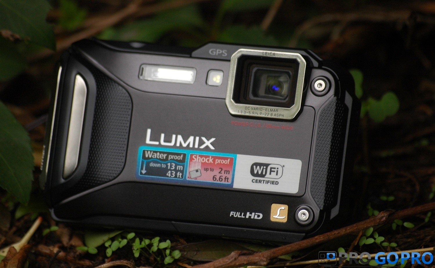 Panasonic Lumix FT5 - TS5